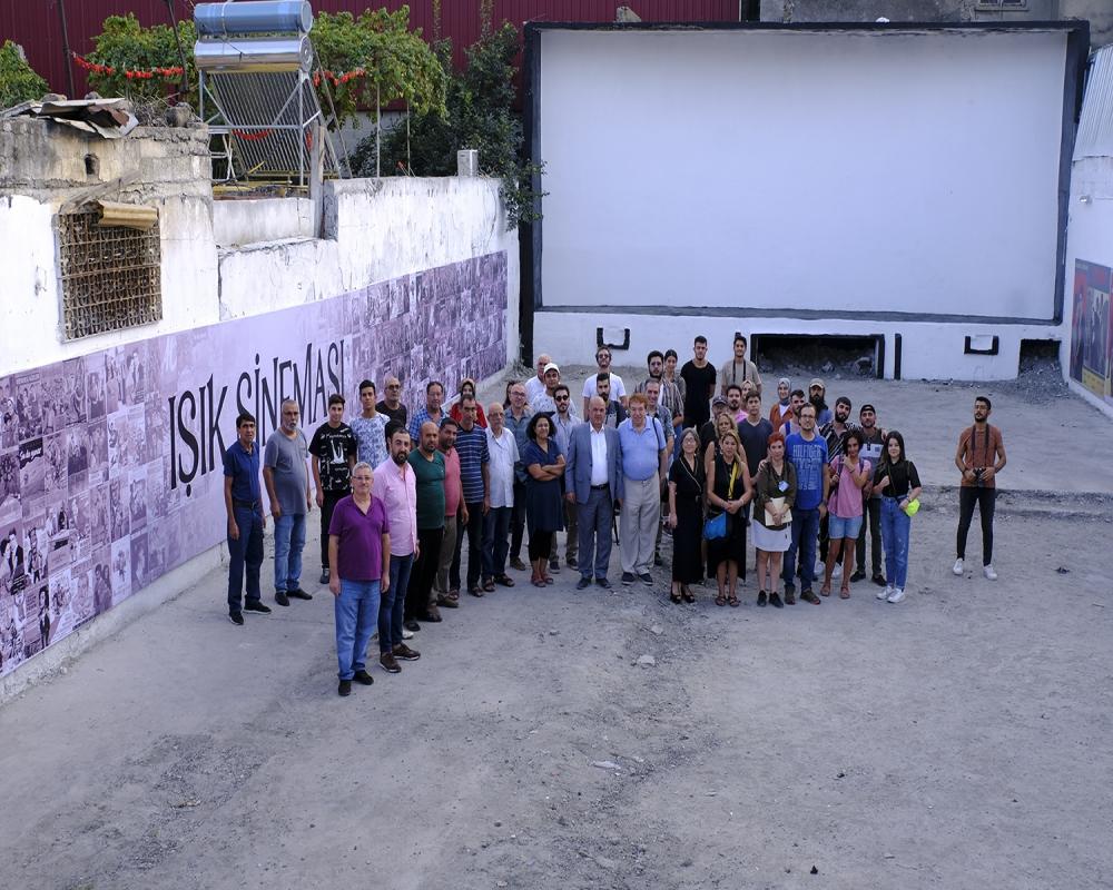 Altın Koza Film Festivali'nde Adana Sinema Tarihi Turu